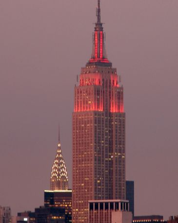 Эмпайр Стейт Билдинг (Empire State Building)